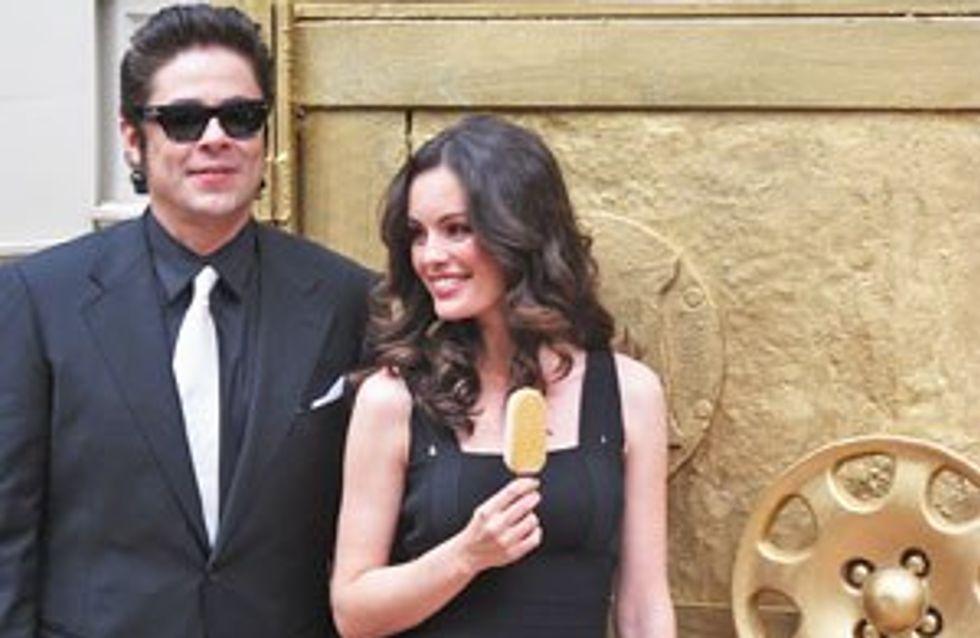 Benicio del Toro im Goldrausch