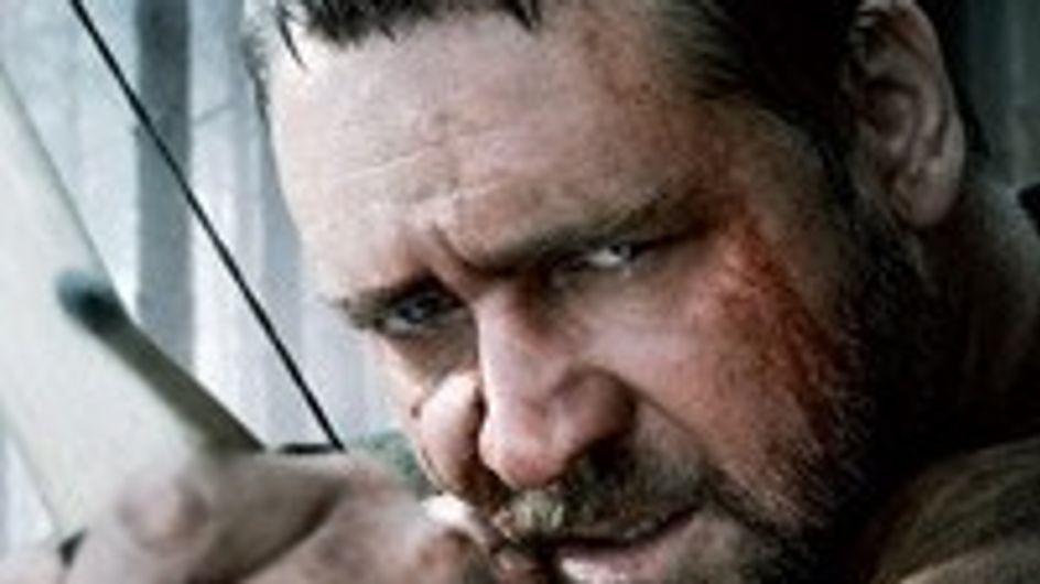 Im Kino: Russell Crowe ist der neue Robin Hood