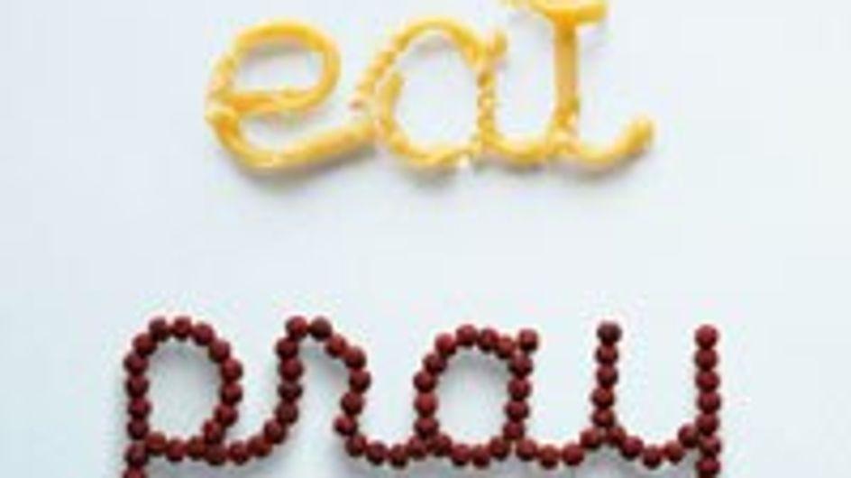 """Sehen Sie bei uns den Trailer zu """"Eat, pray, love""""!"""