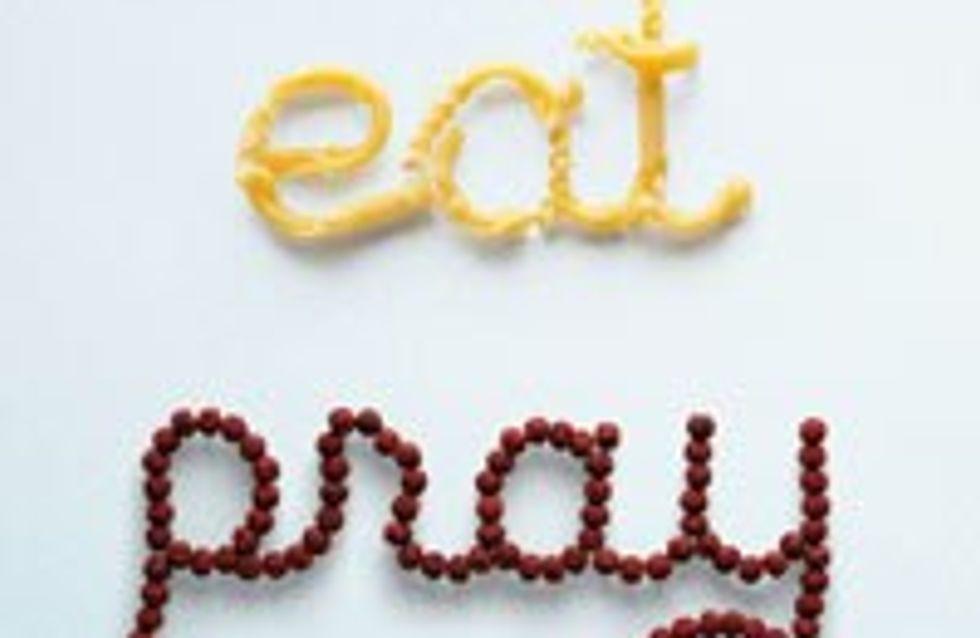 Sehen Sie bei uns den Trailer zu Eat, pray, love!