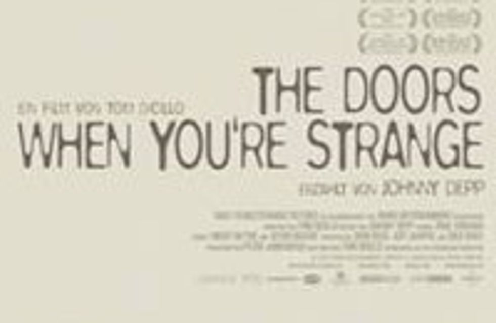 The Doors: When you're strange - im Kino!