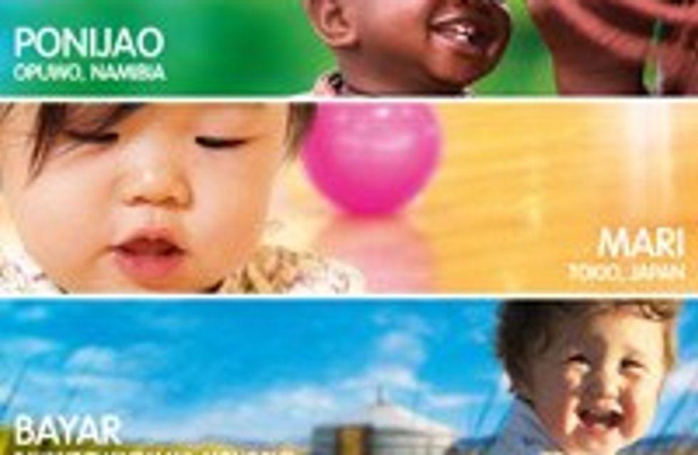 Babys: Ein Jahr im Leben von Ponijao, Bayarjargal, Mari & Hattie