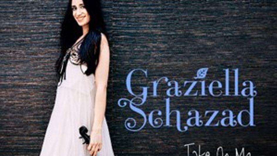 Graziella Schazad verzaubert mit blumigem 80er-Pop