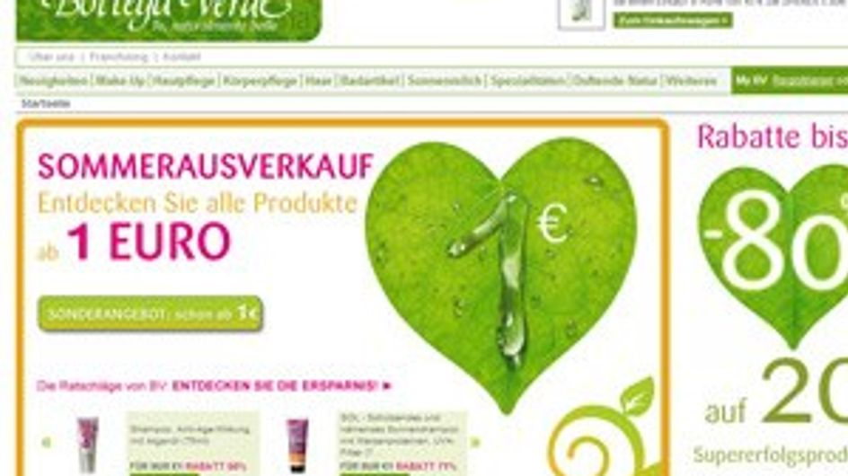 Bottega Verda eröffnet Online-Store in Deutschland