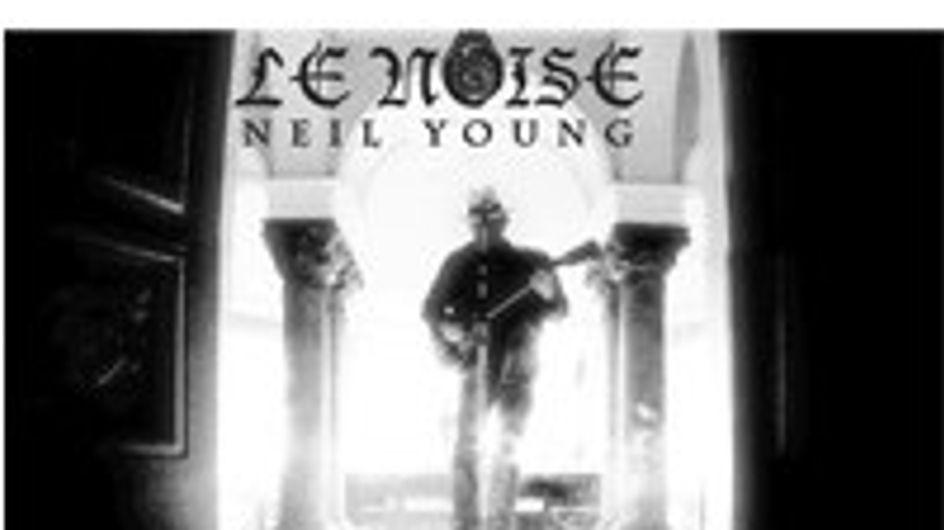 Rock on: Neil Young legt Solo-Album vor!