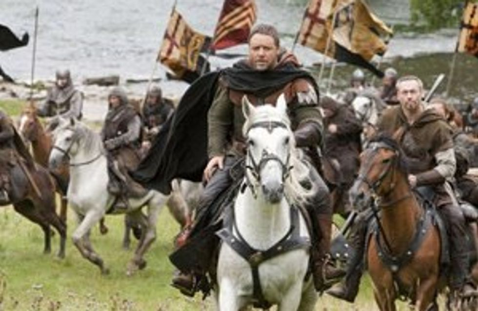 "Exklusiv: Kostümbildnerin Yanty Jates über ""Robin Hood"""