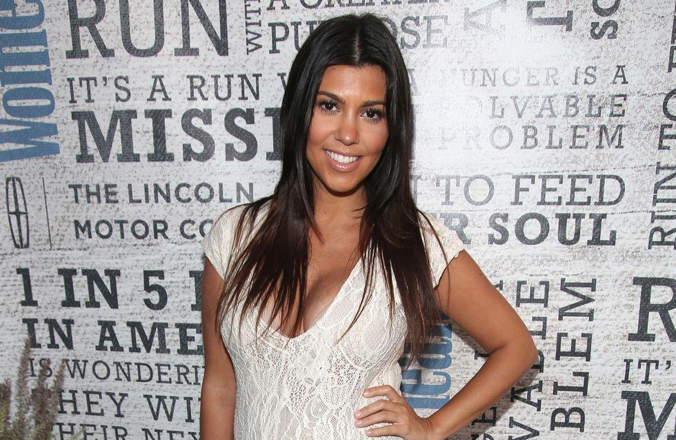 Kourtney Kardashian est notre pire look de la semaine