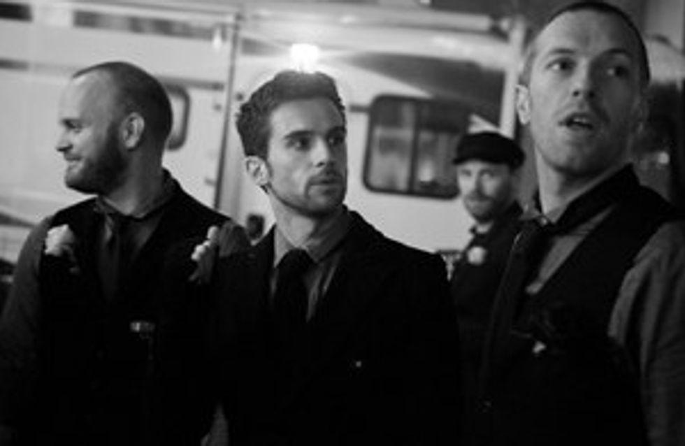 Rock am Ring: 'Coldplay' spielen neuen Song!
