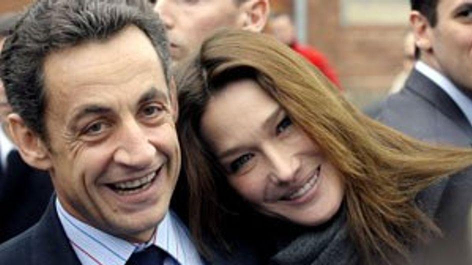 Das Baby ist da: Carla Bruni und Sarkozy bekommen eine Tochter