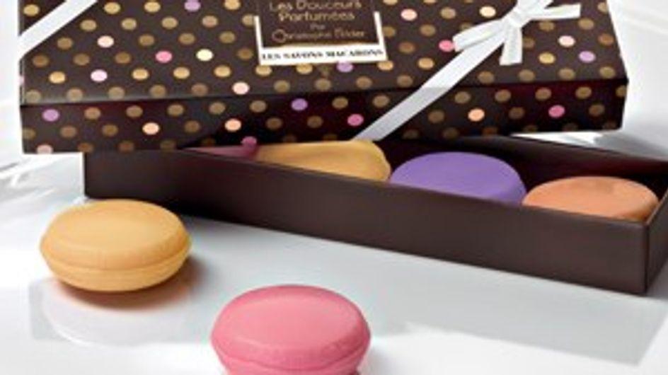 Lecker: Macarons-Seifen von Le Club des Créateurs de Beauté