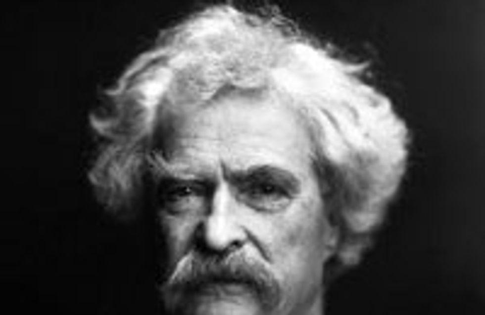 Mark Twain: Huckleberry Finns Vater würde heute 176 Jahre alt