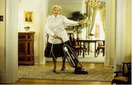 Robin Williams dans Madame Doubtfire (1993)