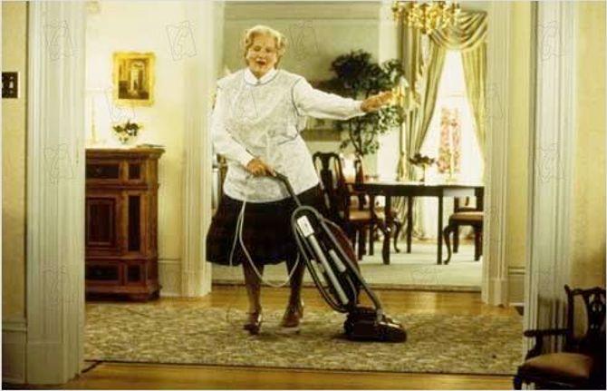 Robin Williams dans Madame Doubtfire (1993)