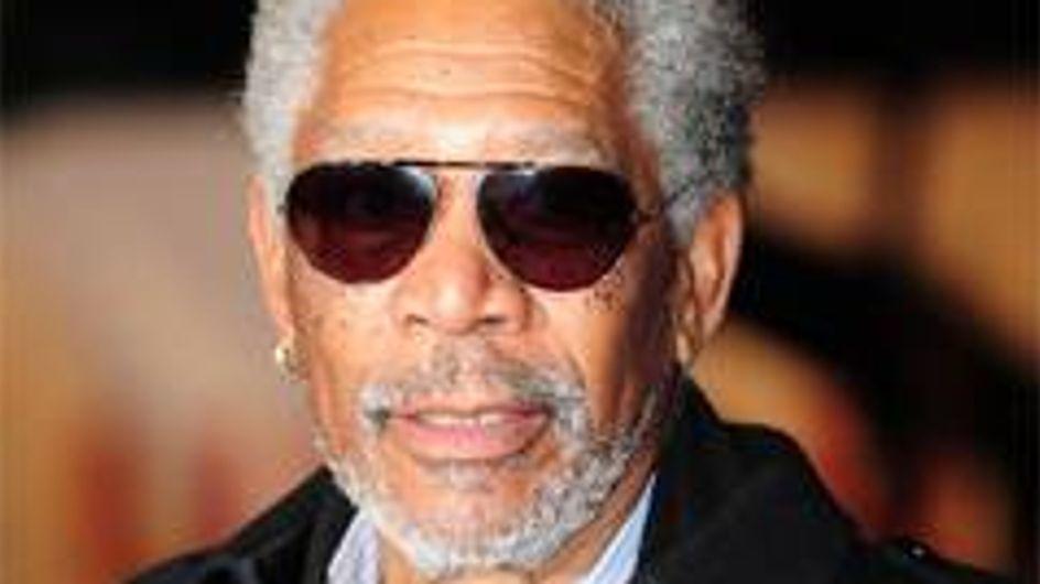 Morgan Freeman kann linke Hand nicht bewegen