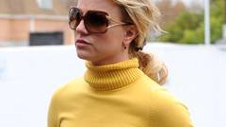 Britney Spears: Wegen Nippel-Blitzern BH-Pflicht