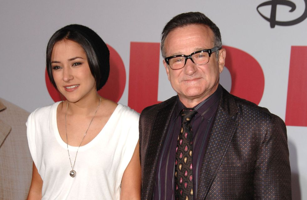 Décès de Robin Williams : Le vibrant hommage de sa fille Zelda