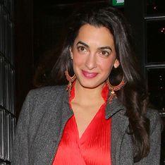 Amal Alamuddin, la fiancée de George Clooney, va enquêter pour l'ONU