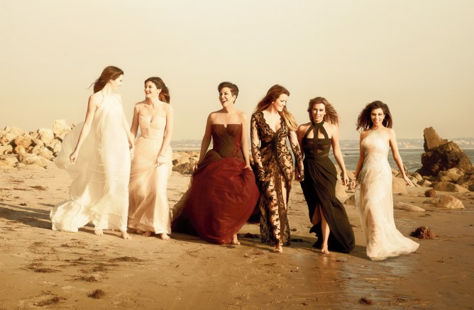 Les femmes de la famille Kardashian