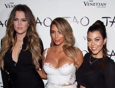 Khloe, Kim und Kourtney Kardashian
