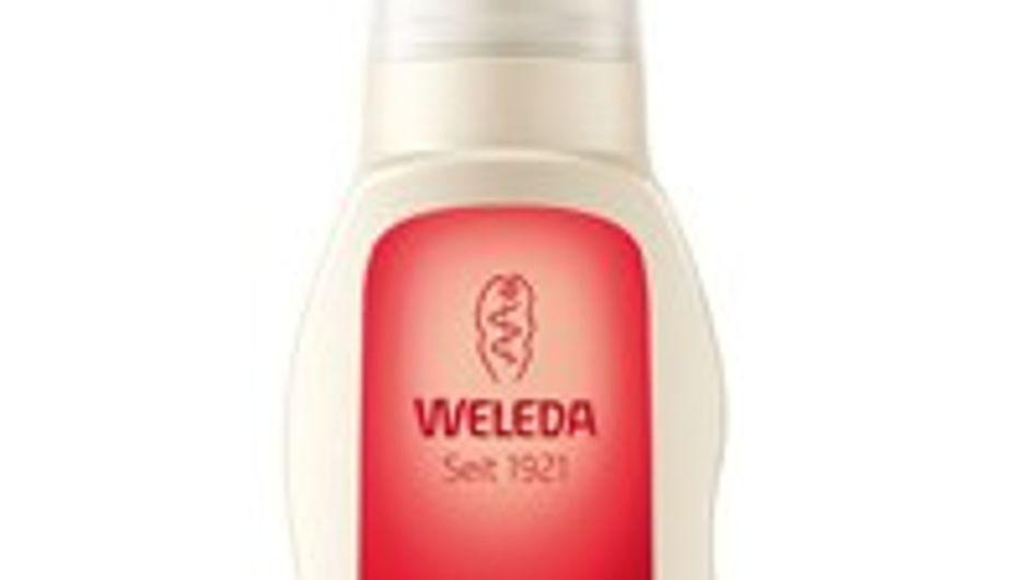 Weleda: Pflegelotion mit der Kraft des Granatapfels