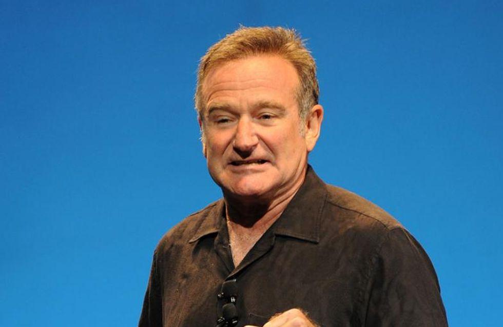 Weitere Details bekannt gegeben: Robin Williams beging Selbstmord
