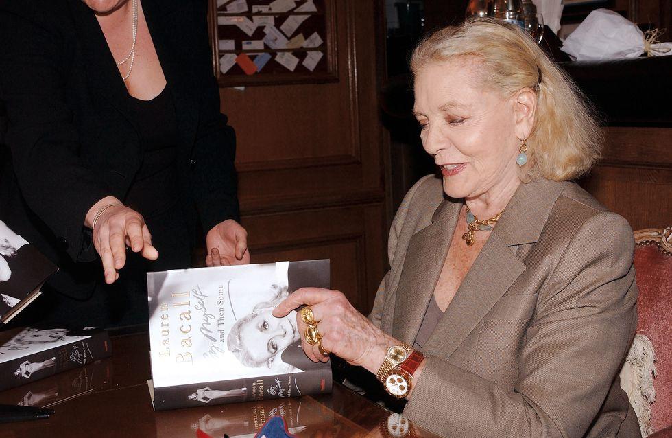 Fallece Lauren Bacall, la dama del Hollywood dorado