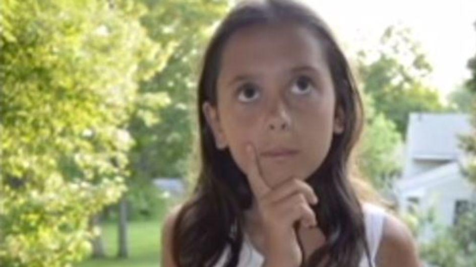 L'idée géniale d'une fillette pour changer la vie des enfants malades (Vidéo)