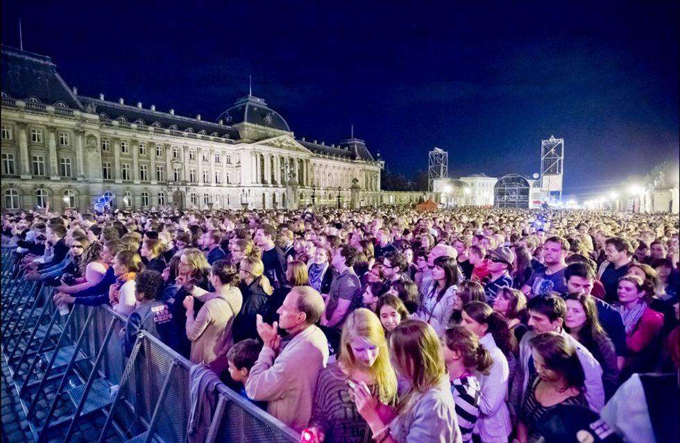 En musique: enthousiasmant Brussels Summer Festival