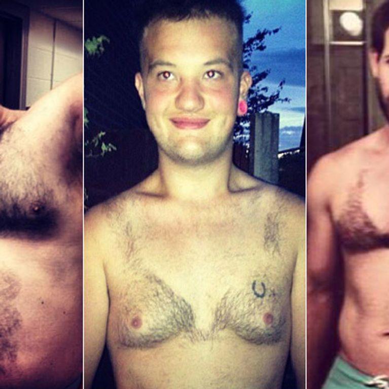 brusthaare männer