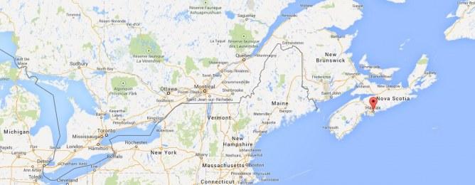Halifax (Nouvelle Ecosse - Canada)
