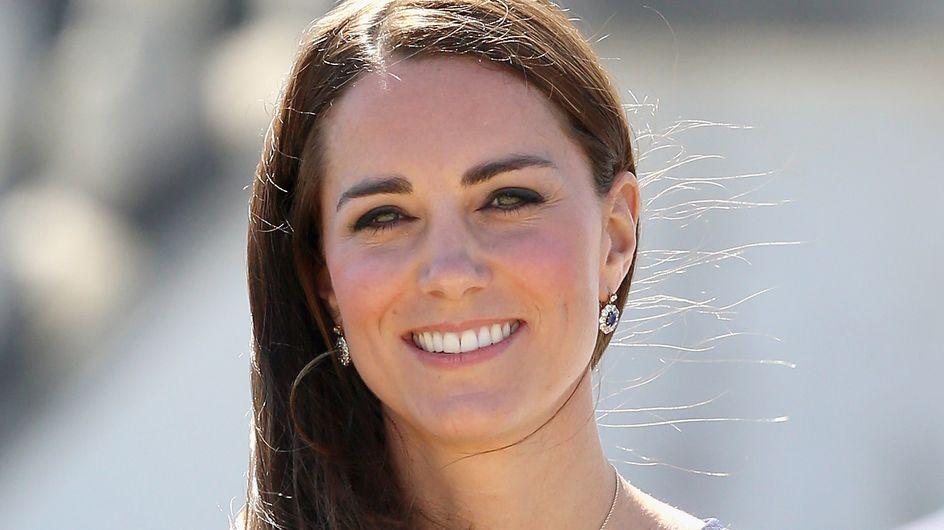 Kate Middleton : Elle rend hommage à la Princesse Diana