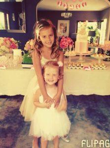 Haven et sa grande soeur Honor