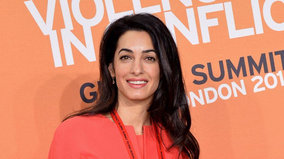 George Clooney : Amal Alamuddin enceinte ?