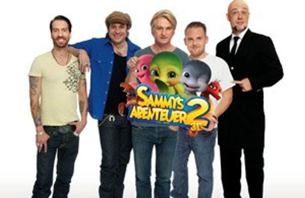Gewinnspiel: Auf zur Deutschlandpremiere von 'Sammys Abenteuer 2'