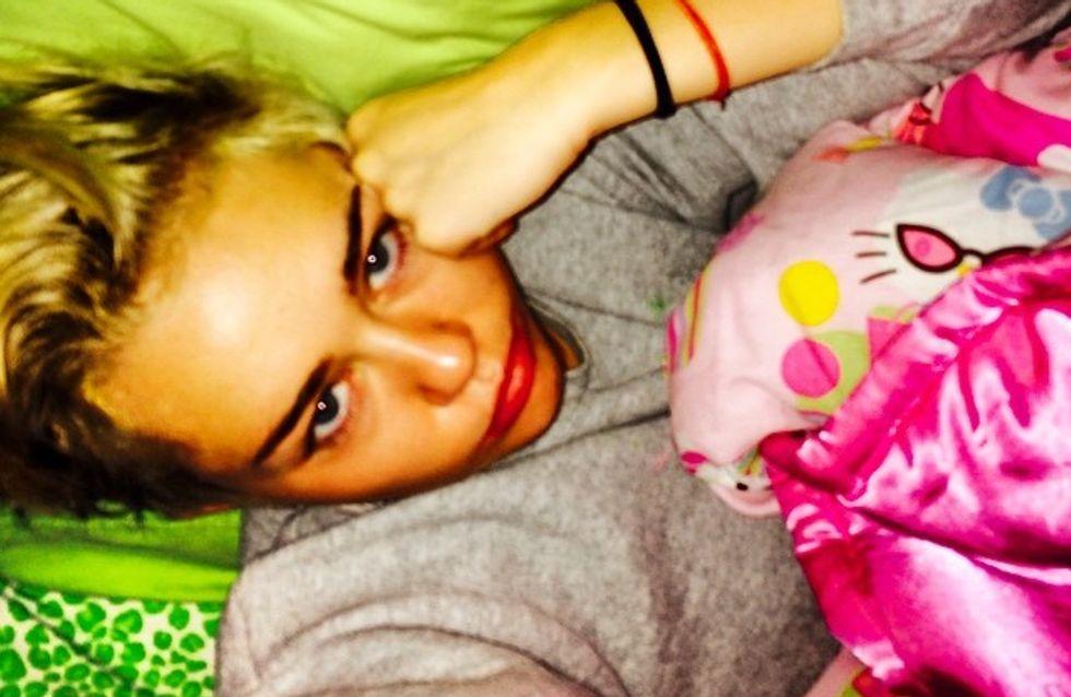 Miley Cyrus : A bout de nerfs ?