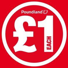 Poundland : LE magasin à visiter en Angleterre