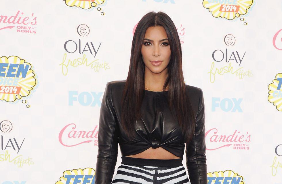 Kim Kardashian : Ses obsessions mode de l'année (Photos)