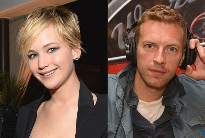 Jennifer Lawrence en couple avec Chris Martin ?