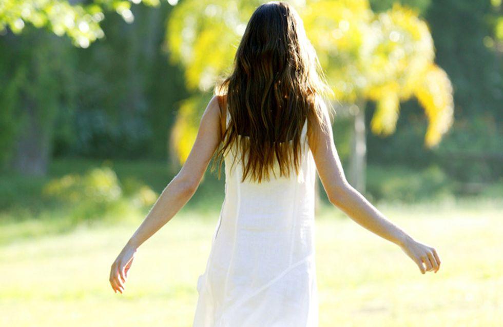 Diese Versprechen sollte sich jede Frau geben - und ein Leben lang halten!