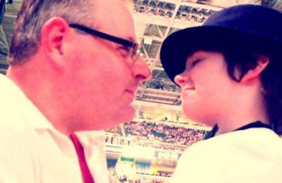 Ce jeune autiste ne se doutait pas de la surprise qui l'attendait au concert de Justin Timberlake (Vidéo)