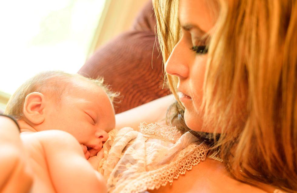 DIESE 17 Gedanken gehen jeder frisch gebackenen Mama durch den Kopf! Wirklich jeder!
