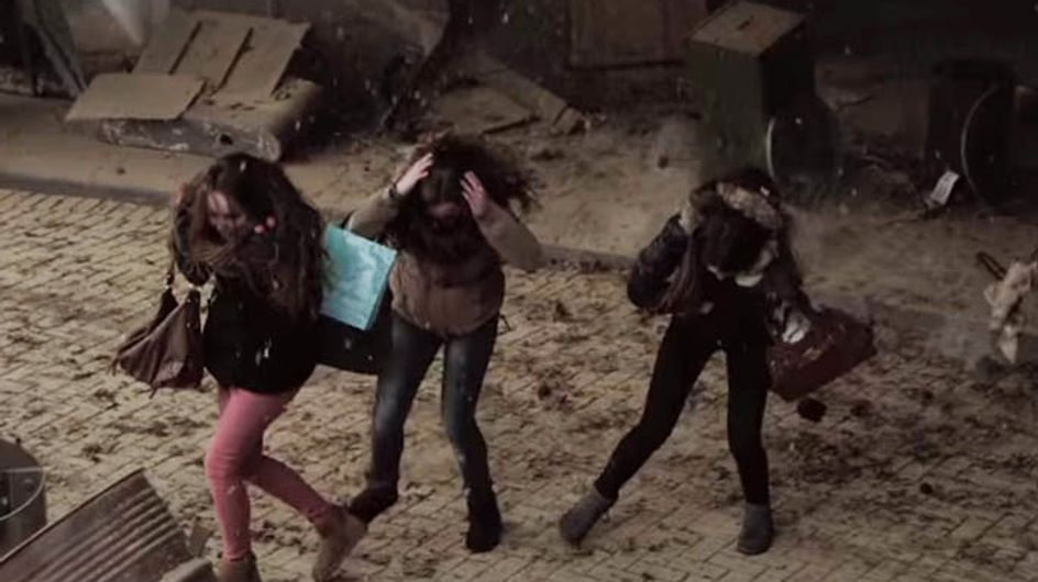 Is This The Most Epic Advert Of All Time? Drama Button Stunt Goes Viral