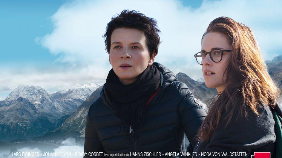 Sils Maria : 5 bonnes raisons d'aller voir le duo Juliette Binoche/Kristen Stewart