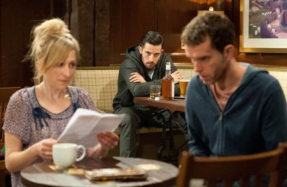 Emmerdale 27/08 – Is it time for Aaron to stop running from the truth?