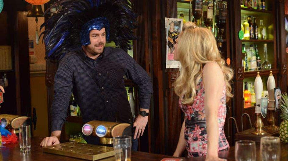Eastenders 25/08 – Mick decides to give Ian an ultimatum