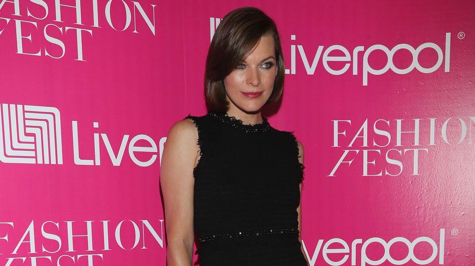 Milla Jovovich : L'actrice attend un heureux événement