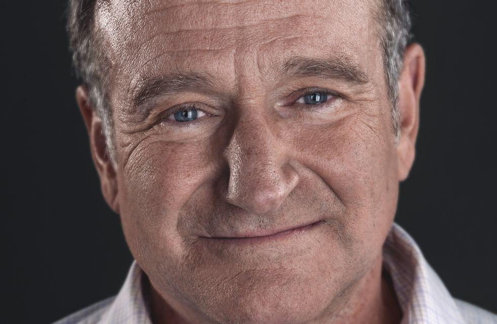 Addio, Robin Williams
