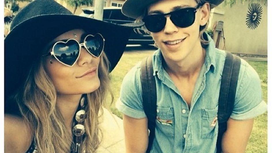 Vanessa Hudgens : Totalement in love de son boyfriend Austin Butler (Photos)