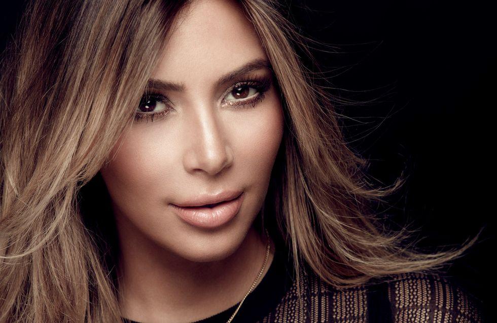 Kim Kardashian : Le défilé de bikinis continue… (Photos)