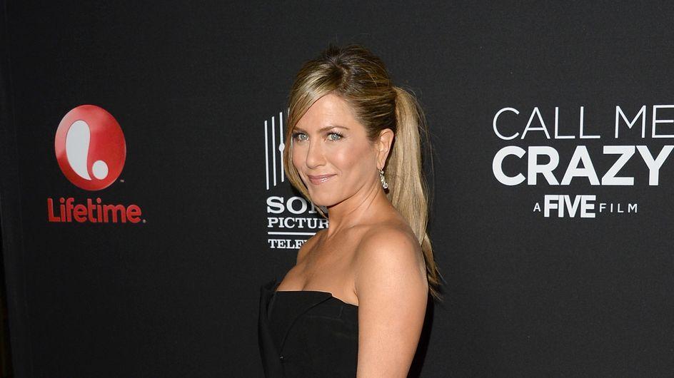 Jennifer Aniston : Son secret pour avoir des bras toniques